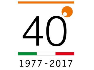 40° anniversario – 1977/2017