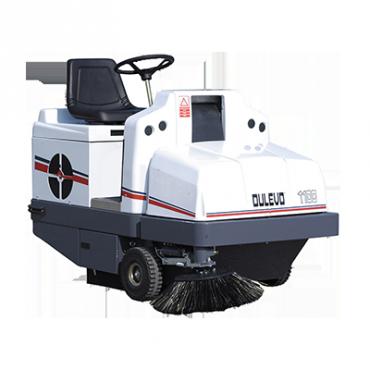 Macchina spazzatrice uomo a bordo diesel Dulevo 1100DL