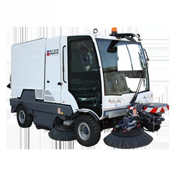 Spazzatrice stradale diesel Spazzatrice Dulevo 3000